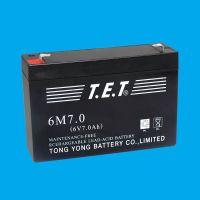 Sealed lead acid battery (VRLA,SLA)