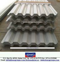 WESTERN SAHARA - ALUMINUM/GI SINGLE SKIN PROFILED ROOFING SHEET SUPPLIER - DANA STEEL