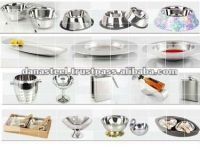 DANA Stainless Steel Kitchenware/Utensils