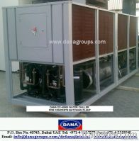 tank Water chiller in Saudi Arabia