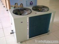 Air cooled water chiller in Gulf - UAE , Dubai , Oman , Qatar