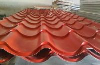 Roofing Sheet Profile Sheet Purlins Decking uae