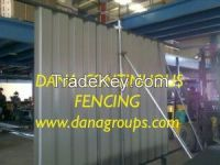 Fencing sheet in UAE/SAUDI ARABIA.OMAN.QATAR