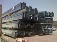 BURKINA FASO - SINGLE SKIN PROFILED ROOFING SHEET SUPPLIER - DANA STEEL