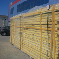 PUF Sandwich panels roof/wall manufacturer uae - dana steel