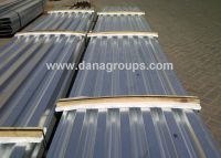 QATAR ALUMINIUM PROFILE SHEETS FOR ROOF/WALL _ DANA STEEL