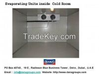 PU panel Cold room storage room freezer room in muscat, doha