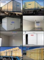 Cold Room Freezer Room Walkin Chiller Panels - DANA UAE