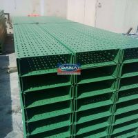 OMAN CABLE TRAY/LADDER/TRUNKING MANUFACTURER - DANA STEEL