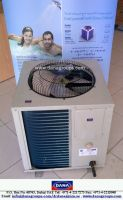 Water cooler chiller in Saudi Arabia