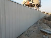 Fence Hoarding Shinko Construction Site Fencing In Dubai Ajman Sharjah Abu Dhabi
