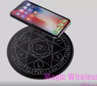 Cell Phone Wireless Charging Base