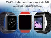 GT08, A1, U8, DZ09 Smart Watch Phone, GTO8 Smart Watch with SIM Card
