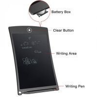 LCD Writing Tablet Board Electronic Small Blackboard Paperless Office Writing Board with Stylus Pens