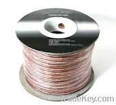 Transparent Speaker Cables