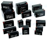 Small Size SLA Battery Series