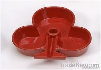 Melamine Ash Tray_Apple, Duck, Poker, Doll Shape, Any Color
