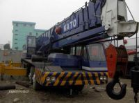used truck CRANE KATO nk500, nk350., tadano tg250, tg350, tg550 for sale