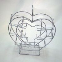 Heart-shaped hanging basket Cup
