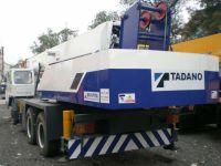 25ton Used Truck Crane