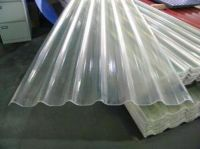 corrugated FRP Roofing Sheet, Fiberglass Tile