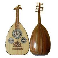 Egyptian Mosaic Oud with Hard Case
