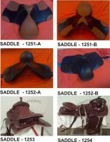 HORSE SADDLE PRODUCTS