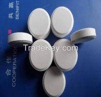 Effervescent Chlorine Tablet SDIC Tablet NAdcc Tablet DCCNA Tablet