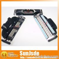 men's shaver blades, original turbo blades, stainless steel blades