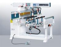 Two-randed Carpenter drilling Machine