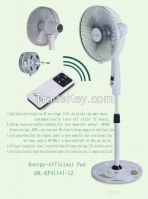 electric fan ABL-EF41141-12 with 5 blades