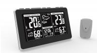 Desk Alarm clock with weather broadcast