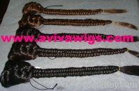 Kanekalon/Toyukalon Fiber Made Synthetic Hair (H004)