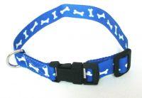 bone printed collar