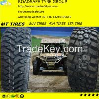 SUV 4x4 tire MUD MT tire LTR tire for off-road vehicle 33x12.5r15