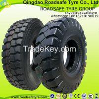 Big OTR tyre Solid otr tire grade loader tire 35/65R33