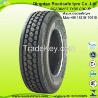 295/75R22.5 radial TBR truck tire commercial tyre from ROADSAFE TYRE