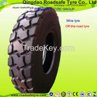 Low price Mining Truck Tires /block pattern tyre for sale