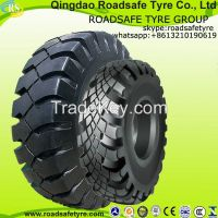 Radial off-the-road tire