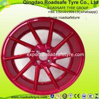 Car alloy wheels 15/16/17/18/19 inch TBR wheel rim 11.75x22.5 9.00x22.5 A-class quality