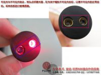 FU650980D100-BD13.5/BC16 650nm+980nm double laser with built-in PCB, OEM housing