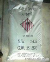 sell Sulphur powder