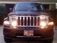Liberty Jeep 2008