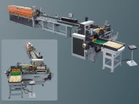 semi-auto finger jointer production line