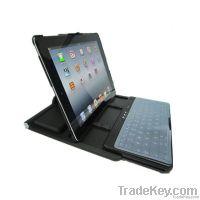 Bluetooth Keyboard and ABS Plastic for iPad2 & iPad 3