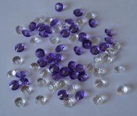 Acrylic Diamond Table Scatter
