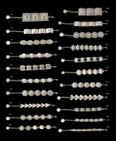 silver plated imitation jewelry and accessory
