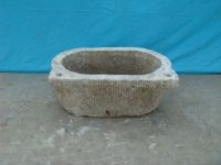 antique old Chinese stone