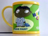 mug, plastic mugs, 3D mugs