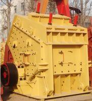 Impact crusher in China